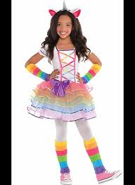 Scary Halloween Costumes Girls Kids Rainbow Unicorn Halloween Costumes Kids Aren U0027t Scary