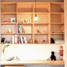 Pine Home Office Furniture Hoop Pine Home Office Shelving And Work Space Library
