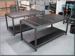Work Table With Stainless Steel Top 49 by Steel Work Bench Ideas Bench Decoration