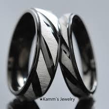 s gifts for men wedding rings valentines day gift for men for women black
