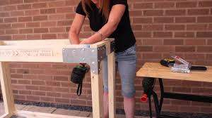 Build Your Own Work Bench Simply Build Your Own Sturdy Work Bench Youtube