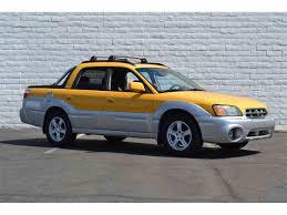 subaru baja 2003 subaru baja for sale classiccars com cc 906280