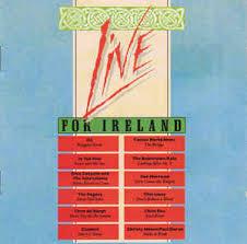 ireland photo album various live for ireland cd album at discogs