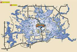 Wilderness Wisconsin Dells Map by The Chippewa Flowage Hayward Wi The Greatest Place On Earth