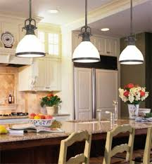 Large Pendant Lights For Kitchen by Kitchen Lighting This Kitchen Features Large Can Lig