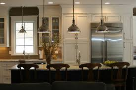 Kitchen Lights Pendant Second Sink Location Traditional Kitchen Chicago By The