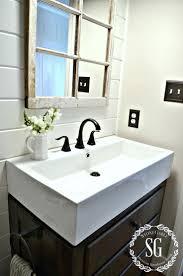 farmhouse bathroom sink design free designs interior