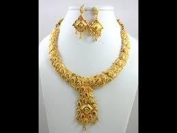 new gold set new gold jewellery set necklace set