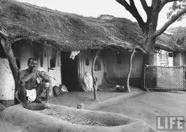 indian village life 1962 old indian photos