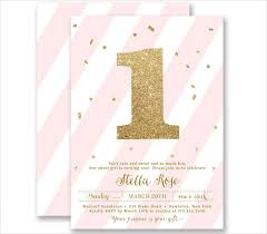 birthday invitation template 21 personalized birthday invitation templates free sle