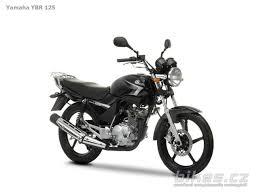 yamaha ybr 125 2006 názory motorkářů technické parametry