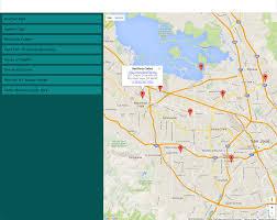 Neighborhood Map Of San Francisco by Github Lastres0rt Udacity Neighborhood Map Project A Map Of