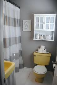 Grey And Yellow Bathroom Ideas Grey Yellow Bathroom Wyskytech