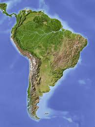 South America Rivers Map by Map South America