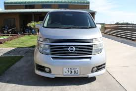 nissan highway star 2007 nissan elgrand highway star 8 seater dual doorauto trader