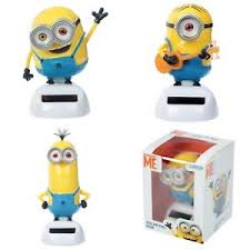 minions solar pal despicable me ornament indoor window outdoor