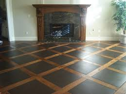 attractive diy kitchen floor ideas floors pallet wood and the all