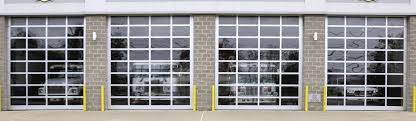 commercial sectional steel garage doors