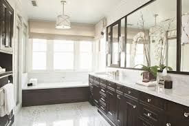 Bathroom Neutral Colors - light cherry cabinets bathroom traditional with neutral colors