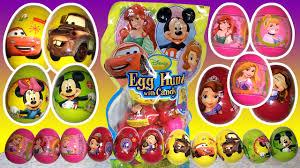 minnie mouse easter egg disney 16 easter egg hunt lightning mcqueen