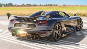 koenigsegg agera r 2019 koenigsegg agera rs crashes during testing driver hospitalized