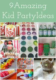 9 great themes for kid parties a housewarming party for wayfair