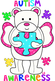 autism awareness ribbon clipart 55