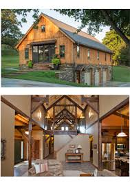 barn post u0026 beam homes plans loft living space rustic cabins