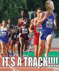 Track Memes - image 120257 it s a trap know your meme