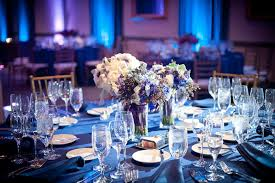 purple wedding decorations 18 blue wedding decoration ideas euglena biz
