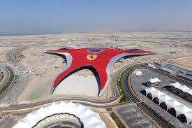 ferrari world ferrari world an amusement park in dubai travel innate