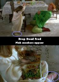 Drop Dead Fred Meme - drop dead fred 1991 movie mistake picture id 90898