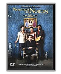 nosotros los nobles dvd new movie fast shipping comedy