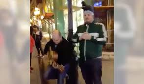 Watch Irish Stag Party Buskers In Budapest