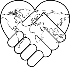 peace coloring pages coloringsuite com