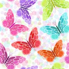 abstract pattern butterfly seamless pattern with butterfly different colors abstract