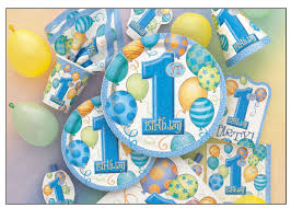 1st birthday party supplies birthday decorations for a boy image inspiration of cake