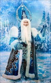 merry western christmas from siberia where santa is not always