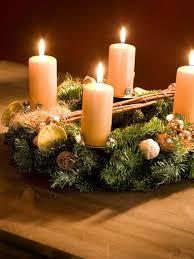 interesting christmas candle arrangements 21 on designing design