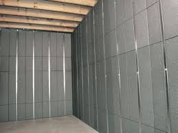 basement finish basement walls with regard to insulated basement