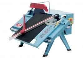 sliding table tile saw 10m9 240 tile saw inc stand