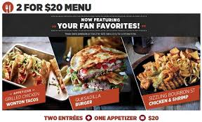 applebees coupons on phone coupons may 2016 get 5 your order 6 99 lunch combo
