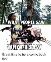 What Sa Meme - what people saw dc commitsmov what sa great time to be a comic