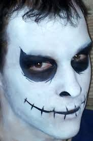 Skeleton Face Painting For Halloween by 20 Best Halloween Face Paint Images On Pinterest Costumes