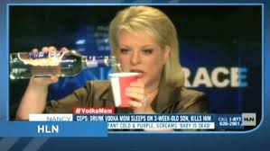 Nancy Grace Meme - cnn reaches settlement with family of self immolating vodka mom