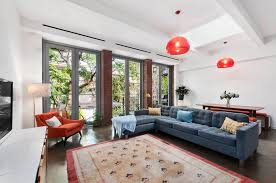 Modern Multi Family House Plans Big Bright And Modern Boerum Hill Townhouse Has It All Plus