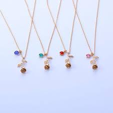 custom charm necklace online shop 3d necklace gold color personalized custom