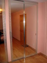 Mirror Sliding Closet Doors For Bedrooms Pink Bedroom Mirror Doors Project Glass Mirror Store