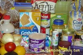 camping food list the best food for camping