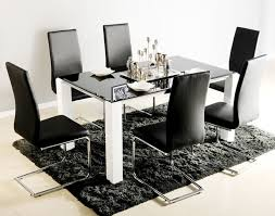 Dining Tables And 6 Chairs Buy Acton Viva Dining Set With 6 Chairs Cfs Uk